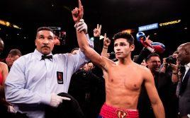 Райан Гарсия оказался в шаге от чемпионского боя