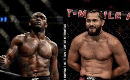 Разбор боя Хорхе Масвидал - Камару Усман, UFC 251