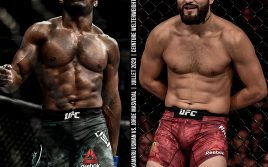 Разбор боя Хорхе Масвидал — Камару Усман, UFC 251