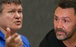 Олег Тактаров ответил на заявление Сергея Шнурова!