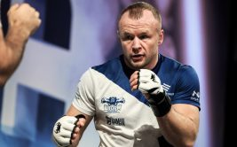 Александр Шлеменко отреагировал на конфликт Коваленко и Зелимхана