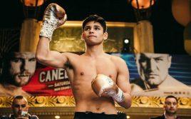 Майки Гарсия дал прогноз на бой «Райан Гарсия — Люк Кэмпбелл»