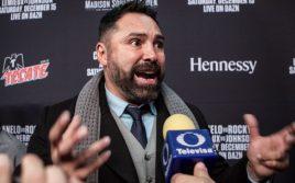 Оскар Де Ла Хойя: DAZN все еще не одобрил соперника Канело