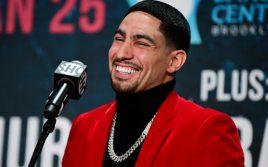 Дэнни Гарсия назвал трех лучших боксеров из Пуэрто-Рико