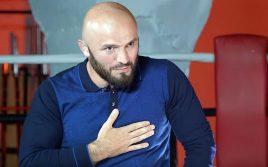 Мага Исмаилов сообщил о своем задержании ОМОНом
