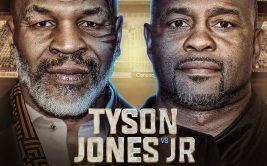 Тайсон – Джонс. Легенды бокса возвращаются на ринг