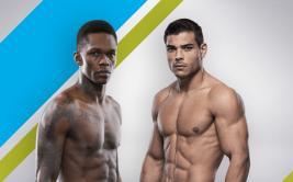 Где и когда смотреть онлайн бой Исраэль Адесанья–Пауло Коста. Прямая трансляция турнира UFC 253