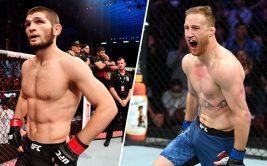 Полный разбор боя Хабиб Нурмагомедов - Джастин Гэтжи. UFC 254