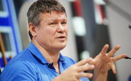 Олег Тактаров отреагировал на высказывание Харламова про губернатора Кондратьева