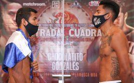 Чоколатито Гонсалес одержал победу и готов к реваншу с Эстрадой