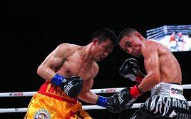 WBC назначил третий бой Хуан Эстрада — Срисакет Сор Рунгвисай
