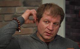 Александр Емельяненко рассказал про обращение к Рамзану Кадырову