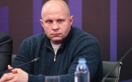 Федор Емельяненко отреагировал на поступок Хабиба Нурмагомедова