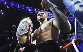 Джо Смит обязан встретиться с Максимом Власовым в бою за титул