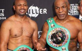 Рой Джонс: Такой Майк Тайсон доставит проблем любому боксеру!
