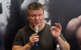 Олег Тактаров ответил Александру Шлеменко про пользу алкоголя!