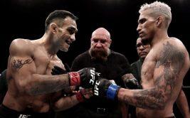 Полный разбор боя Тони Фергюсон - Чарльз Оливейра. UFC 256