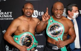 Форман рассказал, при каких условиях Тайсон может конкурировать с лучшими боксерами