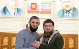 Хамзат Чимаев высказался в адрес Рамзана Кадырова!
