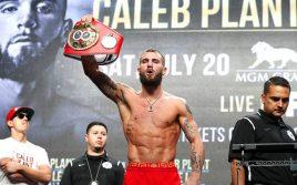 Калеб Плант назвал четырех самых значимых боксеров
