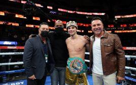 Райан Гарсия высказался о проблеме современного бокса