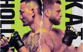 Результаты турнира UFC on ABC 1: Холлоуэй — Каттар