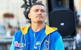 Александр Усик рассказал, как за деньги ему предлагали сменить гражданство
