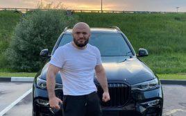 Магомед Исмаилов попал в аварию! (+видео)