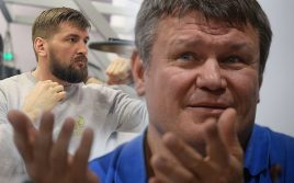 Олег Тактаров разочарован поступком Виталия Минакова