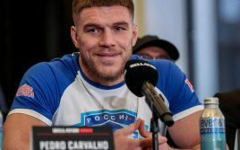 Вадим Немков высказался о противостоянии с бойцами UFC