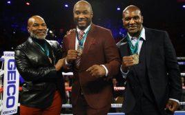 55-летний Леннокс Льюис назвал условие для возвращения в ринг