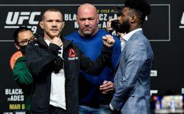 Где и когда смотреть онлайн бой Петр Ян - Алджамейн Стерлинг. Прямая трансляция UFC 259