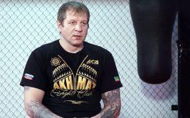Александр Емельяненко поставил на место Джигана по поводу его творчества