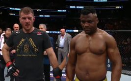 Полный разбор боя Стипе Миочич - Фрэнсис Нганну 2. Реванш на UFC 260