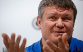 Олег Тактаров назвал причину проигрыша Александра Поветкина