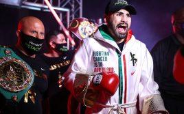 Хосе Рамирес ответил на вопрос про бой с Лопесом