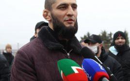 Хамзат Чимаев разбил подаренный Кадыровым автомобиль