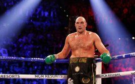 Фьюри обратился к Нганну и другим бойцам UFC