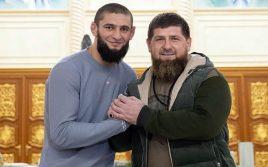 Хамзат Чимаев отреагировал на критику сына Рамзана Кадырова