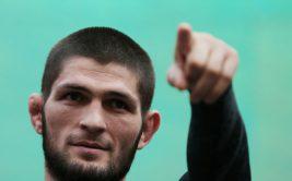 Хабиб Нурмагомедов отреагировал на пост с лицами своих соперников