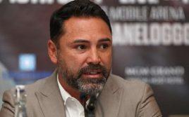 Оскара Де Ла Хойя ждет битва с легендой MMA