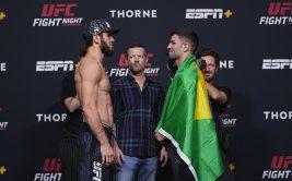 Разбор боя Ислам Махачев - Тиаго Мойзес. UFC on ESPN 26