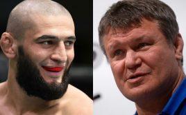 Олег Тактаров высказался в адрес Хамзата Чимаева!