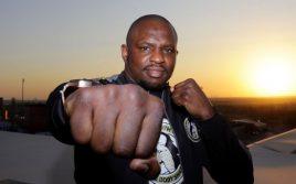 Диллиан Уайт призывает WBC отдать пояс Фьюри ему