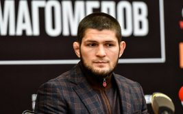 Хабиб Нурмагомедов узнал имя соперника для дебюта в боксе
