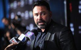Де Ла Хойя: После поражения от Пакьяо я не был готов уходить из бокса