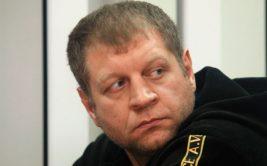 Стало известно, сколько заработает Александр Емельяненко за бой с Тарасовым