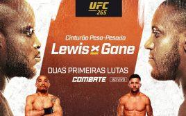 Результаты турнира UFC 265