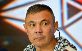Костя Цзю высказался про конфликт с Хабибом Нурмагомедовым на почве флага