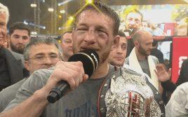 Владимир Минеев сделал заявление после победы над Магомедом Исмаиловым!